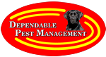 dependable pest mangement logo footer